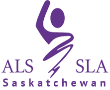ALS Society of Saskatchewan Logo
