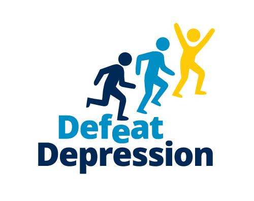 Defeat Depression Campaign Canada Logo