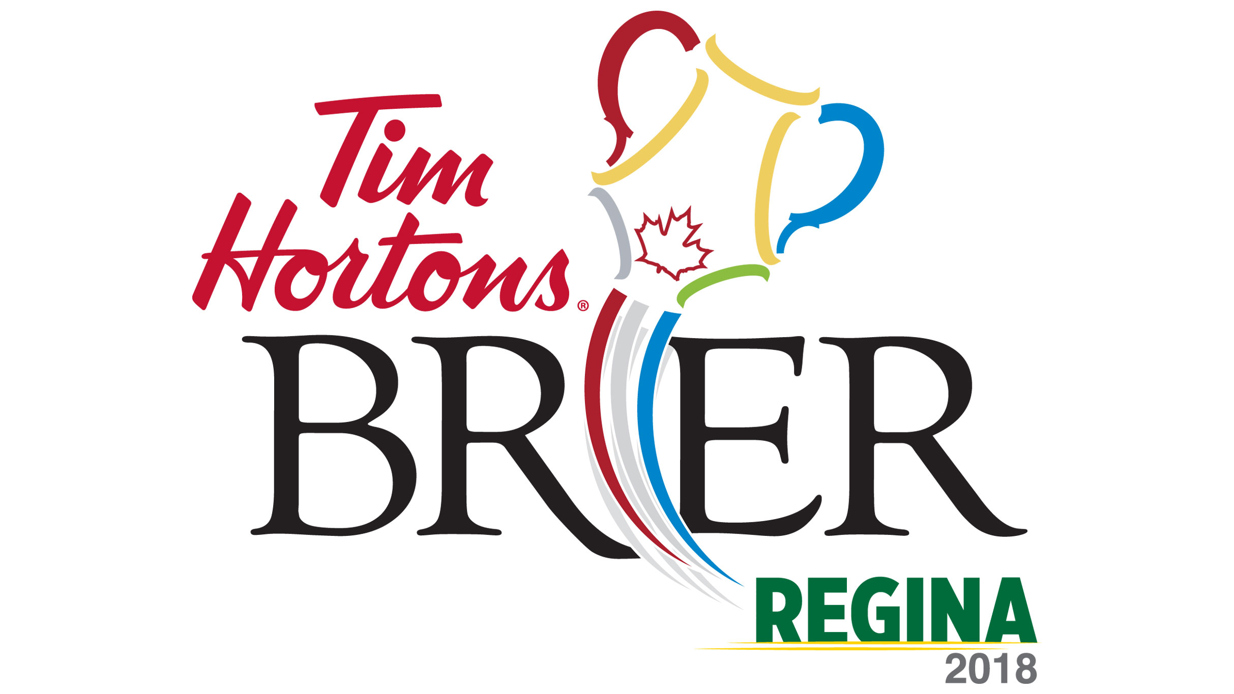 2018 Tim Hortons Brier Logo