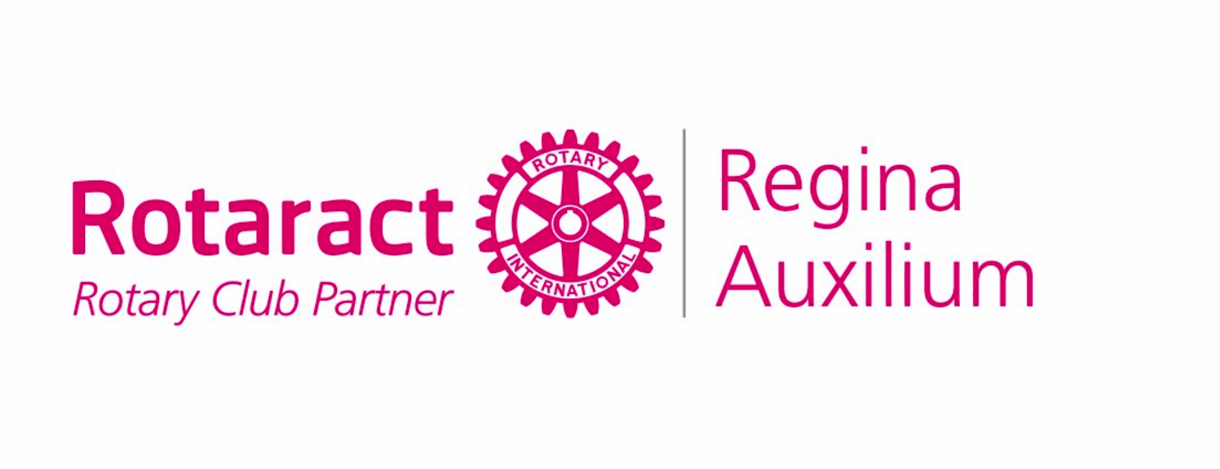 Rotaract Club of Regina Auxilium Logo