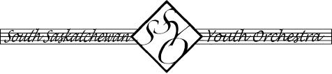 South Saskatchewan Youth Orchestra Logo