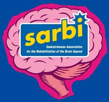 Saskatchewan Association for the Rehabilitation of the Brain Injured (SARBI) Logo
